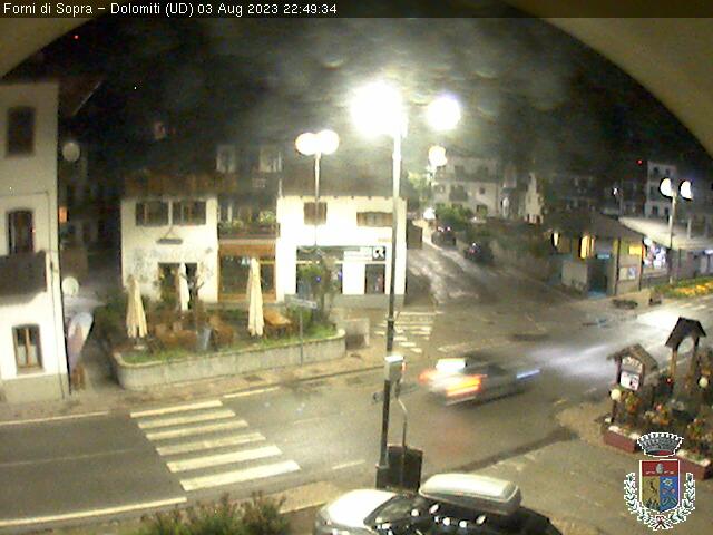Webcam Forni di Sopra Friuli Venezia Giulia